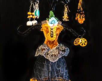 Jewellery display stand, jewelry holder mannequin
