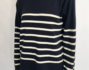 French Fisherman's Striped Sweater