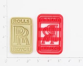 Rolls Royce Cookie Cutter