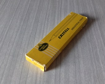 Vintage Unused Faber Castell Pencils 3 B Boxed