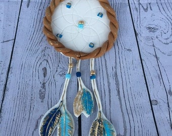 Fondant Dream Catcher Cake Topper