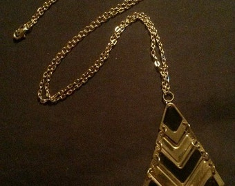 Re-purposed Sweater Necklace