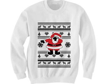 Christmas crewneck | Etsy
