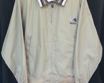 Vintage NAUTICA// Jacket//Size L