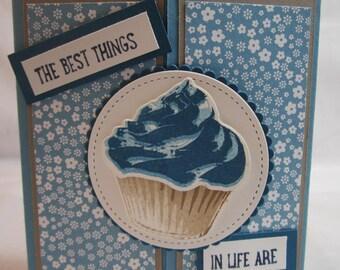 Sweet as a Cupcake Birthday card