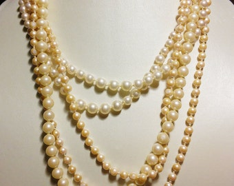 Strands of Pearls
