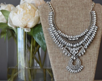 The Amelisa goddess tribal necklace