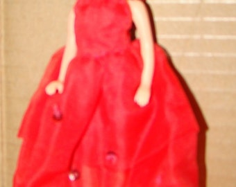 A Jessica Clone Doll and Dress