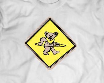 String Cheese Incident Hula Bear