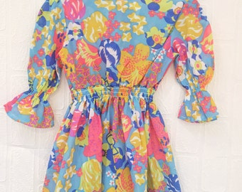 The Floral Allsorts Dress