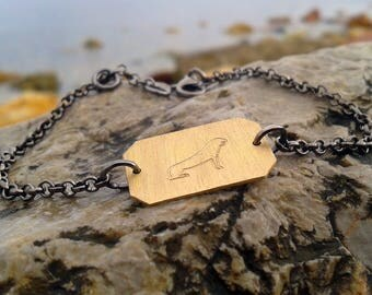 The LIONS of DELOS ISLAND bracelet