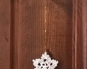 Snowflake small 5pcs.