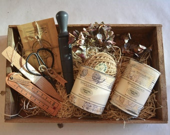 Spring Planting Gardener's Collection // Gardening Gift // Gift Set // Gifts for Him // Gifts for Her //