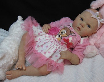 Reborn Baby Doll MADE TO ORDER Newborn Gabriel Sculpt Boy or Girl Handmade Art Babies