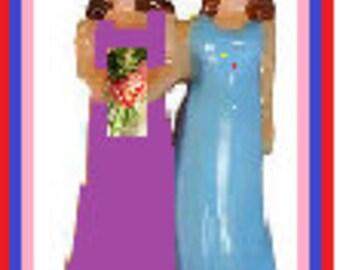 Bride & Bride Candle