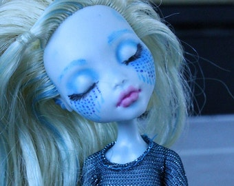 OOAK Monster High Doll Repaint