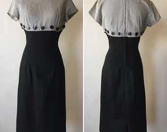 1950s Pin-up Wiggle Dress of Your Dreams