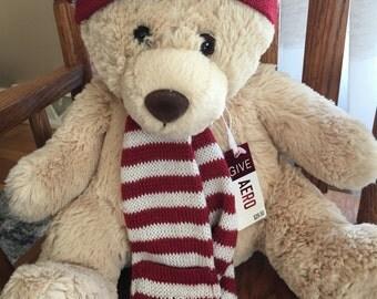 Vintage Aeropostal Teddy Bear