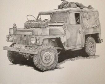 Limited Edition Series III 88 Royal Marines Lightweight