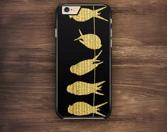 Birds iPhone Case ,Song Bird, Beautiful iPhone Case, iPhone 6 Case, iPhone 7 Case,  iPhone 5C Case, iPhone 5 Case, iPhone 5S Case,  iPhone 4