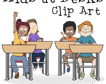 Kids desk Etsy