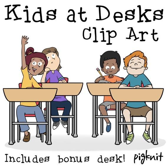 Schreibtisch clipart  Kinder Schreibtisch Clipart ClipArt School Desk ältere