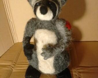 Bucky Barnes, The Winter Raccoon