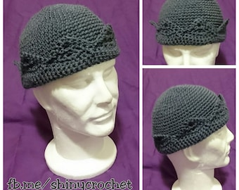 Knitting Pattern Jughead Hat : Pointy Etsy