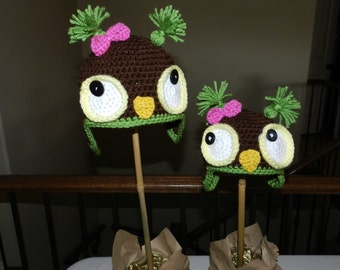 What A Hoot !!