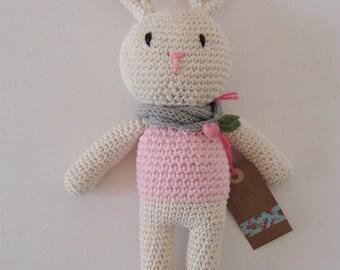 "Crochet Bunny ""Pippa"""