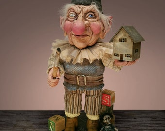 Finkster the Wicked Elf