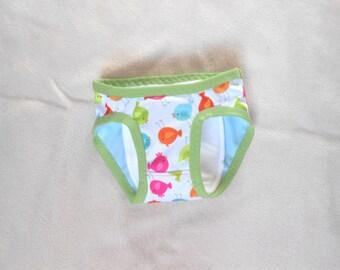 Training pants for beginner size 2T (girl)