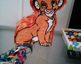 Piñata Simba lion king / THE LION KING