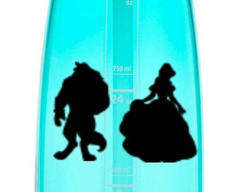 Water Bottle // Yeti // Mug Disney Decal