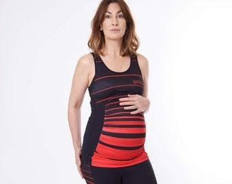 SPORTEE MOMMEE Maternity Sportswear Vest
