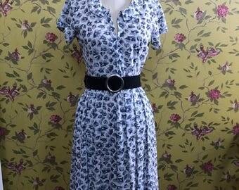 Vintage Shelton Stroller Dress