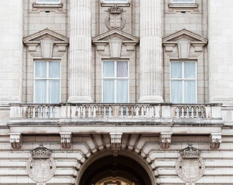 Buckingham Palace Wall Art, Buckingham Palace Photography, Picture Of London Landmarks, Buckingham Palace Photo Print