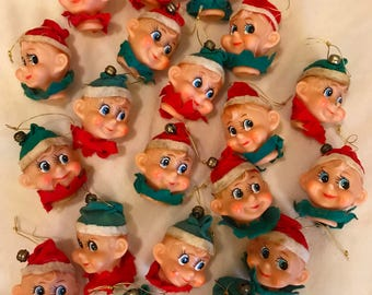 20 Pixie Elf Christmas Light Covers