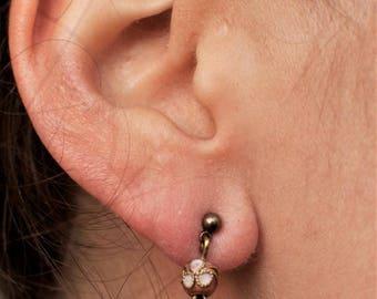 Day Flower Earrings