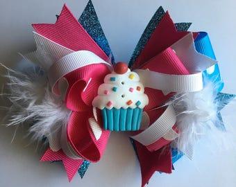 Cupcake Bows!