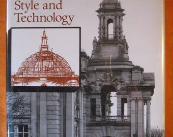 Edwardian Architecture: Style and Technology by Richard Fellows