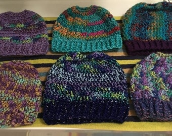 Facebook Preview; Open-top beanie hat