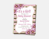 Baby Shower Invitations -...