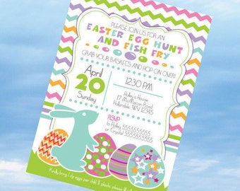 Easter Invitation, Easter Invite, Easter Party, Easter Party Invite, Easter Party Invitation, Easter Theme, Easter Decor, Easter Party Decor