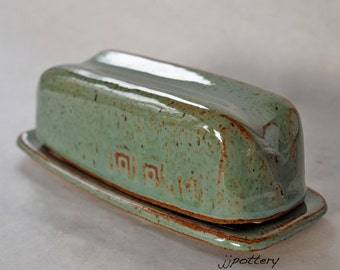 Butter Dish, Handmade butter dish, covered butter dish, Ceramic butterdish, Pottery butter dish