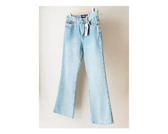 NOS 1990s l.e.i. Flared Jeans