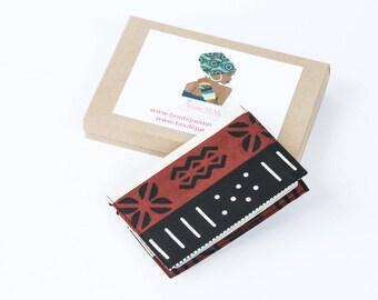 Passport cover, Passport holder, Travel gifts, African fabric passport cover, Passport holder women, Gifts for travelers, Passport case