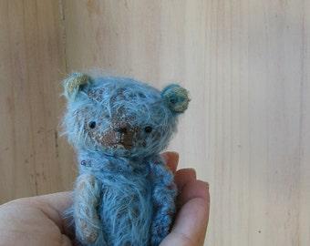 Brooke the Bear by Woollybuttbears
