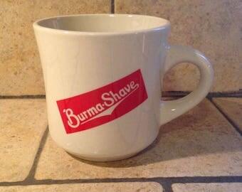 Berma Shave Shaving Mug