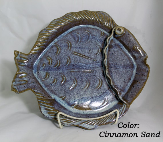 Fish Platter/ Click to see all 5 colors!